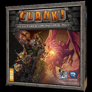 Clank tiendda juegos de mesa barcelona