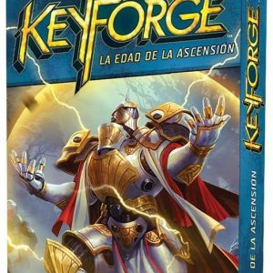 keyforge la edad de la ascension