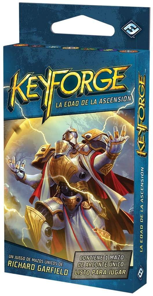 keyforge la edad de la ascension
