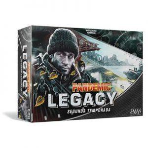pandemic legacy 2 - tienda juegos de mesa barcelona